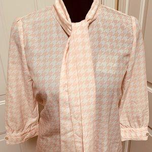 NWOT Kardashian Kollection blouse